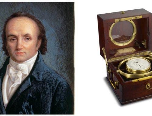 Les inventions permettant la création de la pendule de voyage